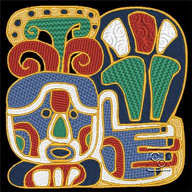 Cultural Art  5 - Mayan