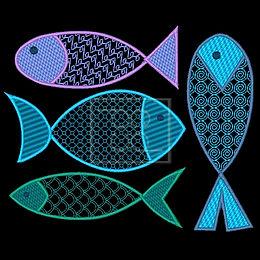 4 Fishies Design