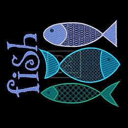 3 Fishies Design