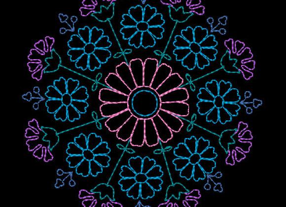 Vintage Pattern 15 E