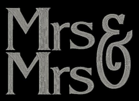 WWS - Mrs & Mrs Design
