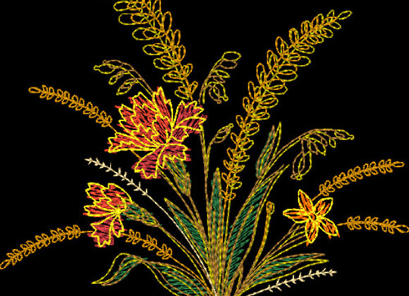 Vintage Patterns All