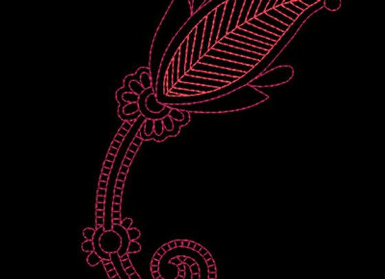 Paisley Design 8