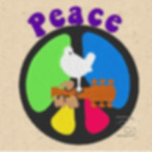 Free Peace Sign Design 1