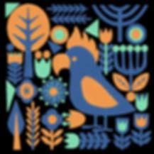 Birds & Blooms Design 5 Image