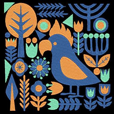Birds & Blooms Design 05