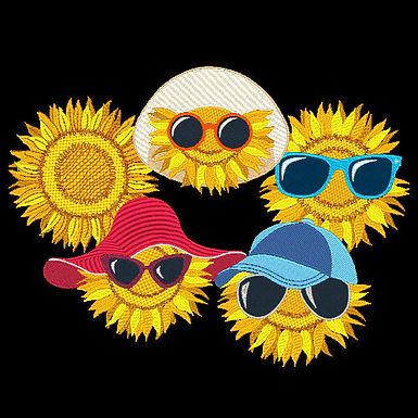 Sunflowers 4x4 All