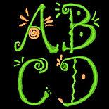 Freak Font Designs Image