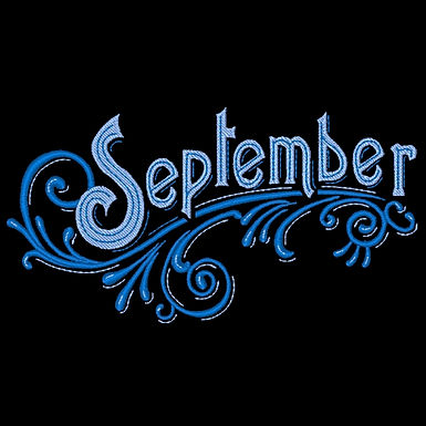 Months of the Year - September