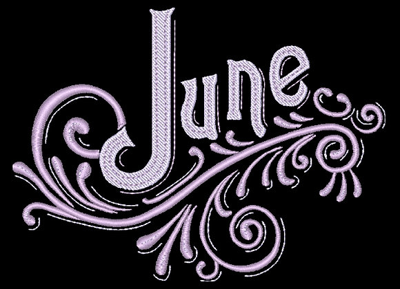 Months of the Year - June