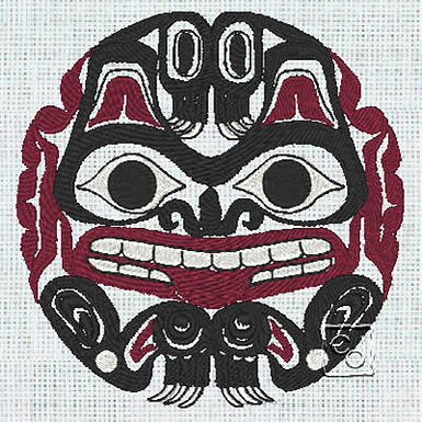Cultural Art Collection 4 - Haida Indian of the PNW