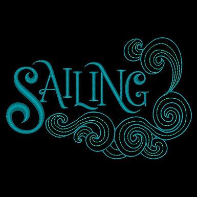 Sailing Word Design