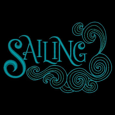 Sailing Word Design