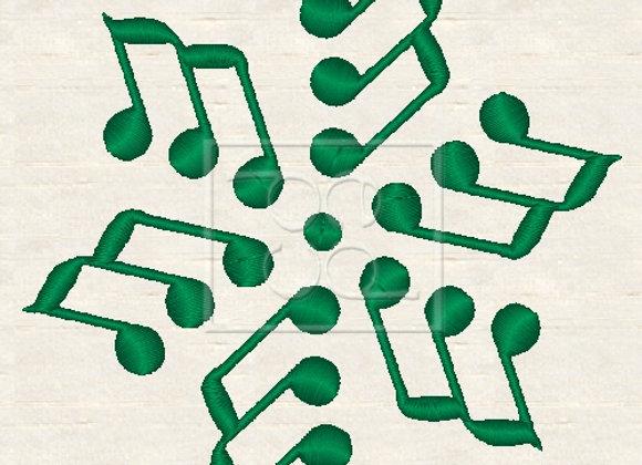 Music Snowflake2