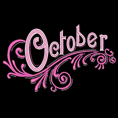 Months of the Year - October