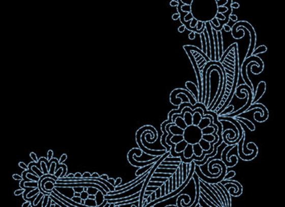 Paisley Design 10