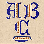 Folk Font Designs Image