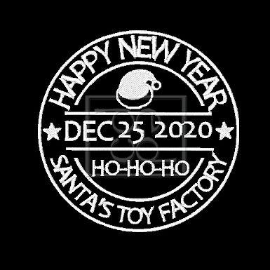 Christmas Stamp 3 2020