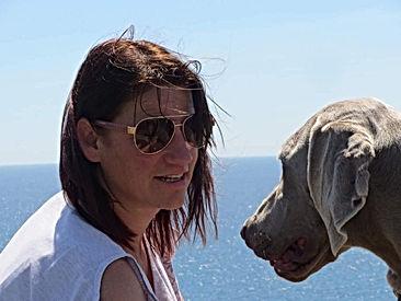 Founder Claire Addiscott headshot with Delta
