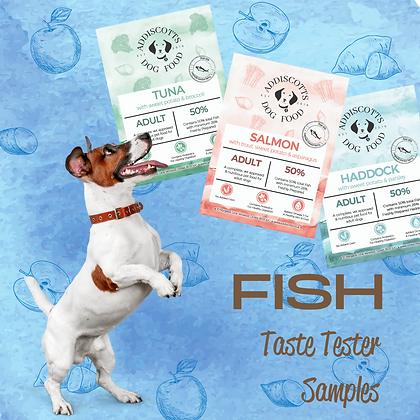 Taste Tester -The Fish Bundle