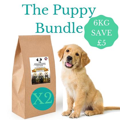 The Puppy Bundle 6KG