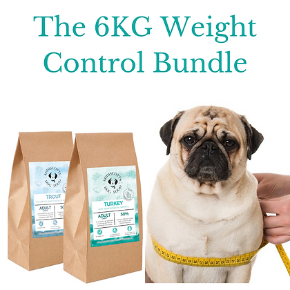 Weight Control Bundle 6KG
