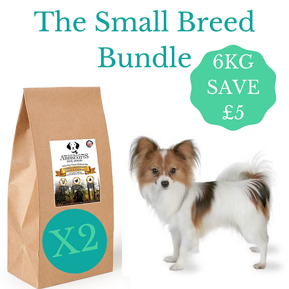 The Small Breed Bundle 6KG