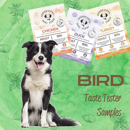 Taste Tester -The Bird Bundle
