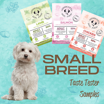Taste Tester - The Small Breed Bundle