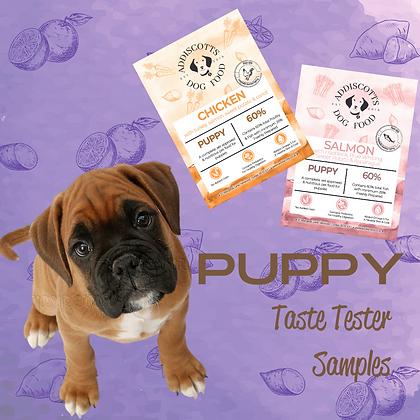 Taste Tester - The Puppy Bundle