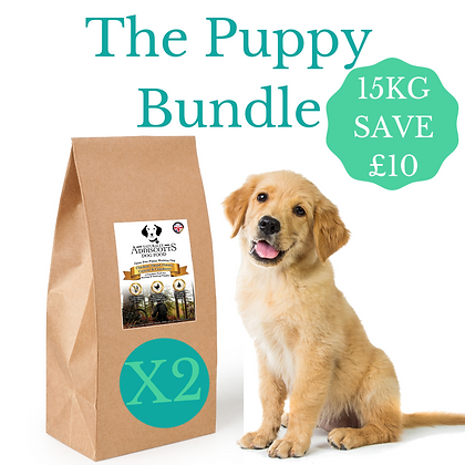 The Puppy Bundle 15KG