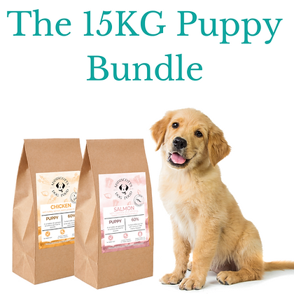 The Puppy Bundle 15KG