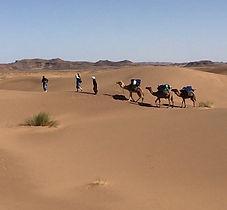 Philosophie trek au Maroc avec Amouddou trekking