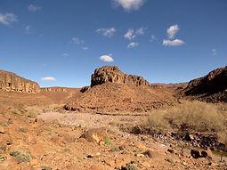 Saghro trek au Maroc avec Amouddou trekking