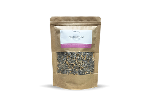 Postpartum Herbal Bath Soak