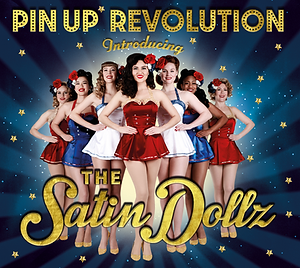 Satin Dollz CD Album