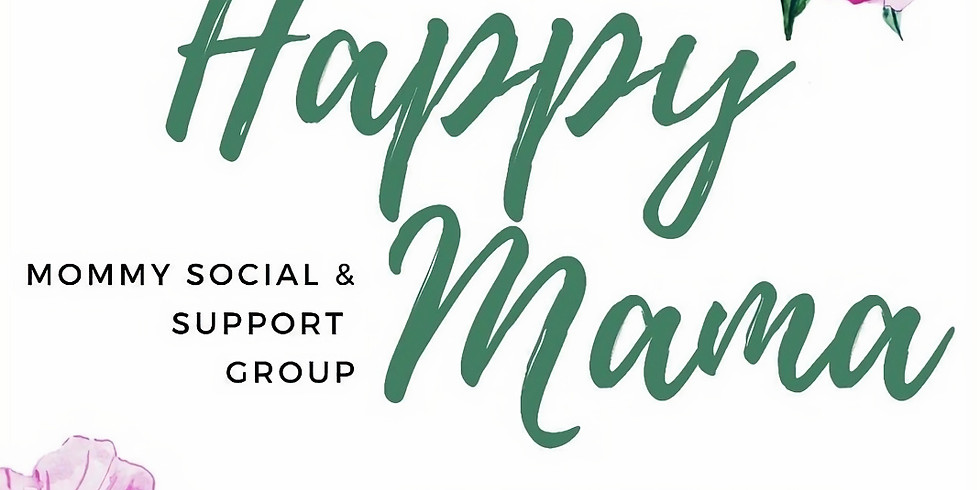 The Happy Mama - social and support group for moms