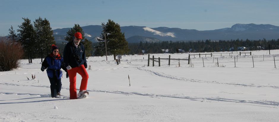 Winter Love, Sunriver Style