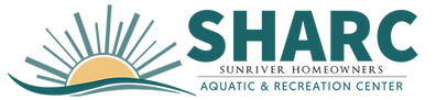 SHARC - Sunriver Homeowners Aquatic & Rec Center Logo