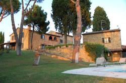 VILLA ELENA a LUCIGNANO (Arezzo) 2