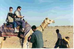 Jaisalmer Camel Safari.