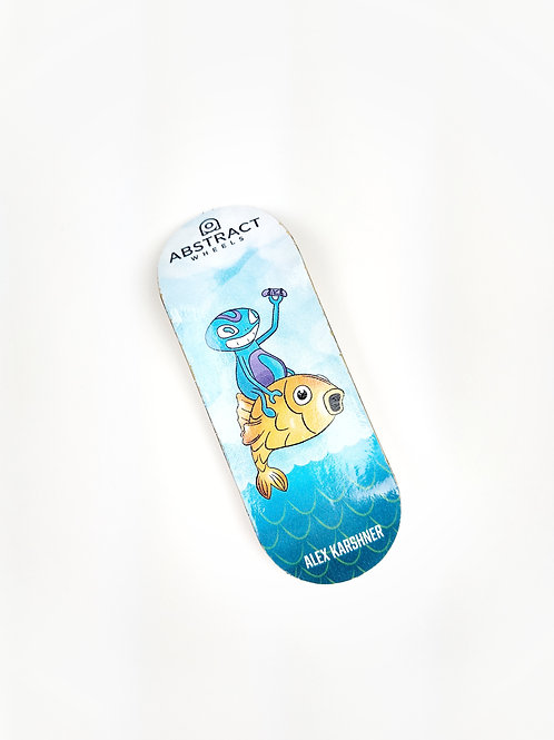 Alex Karsher Goldie Abstract Deck Unlimited