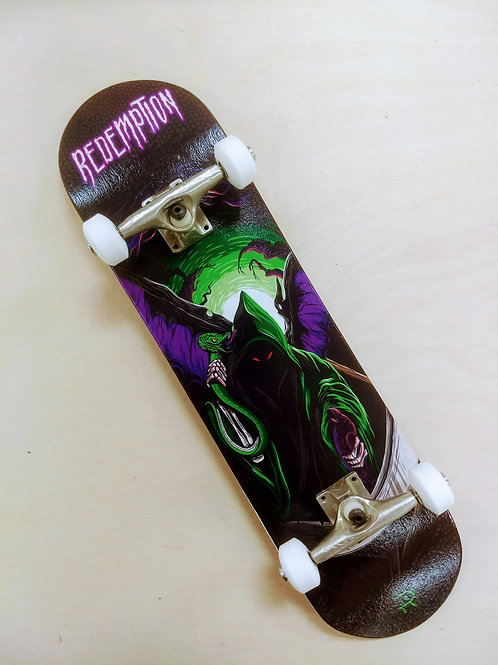 Reaper HB Graphic Deck