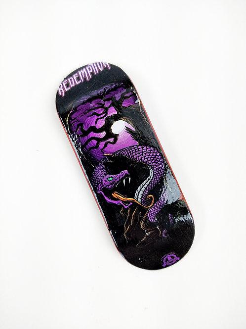 Purple Ravenkill FB Deck/Complete