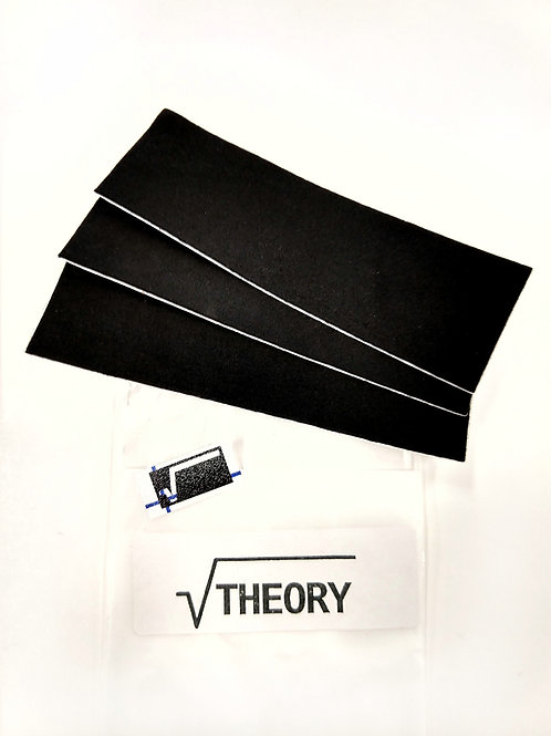 Theory Three Pack Tape