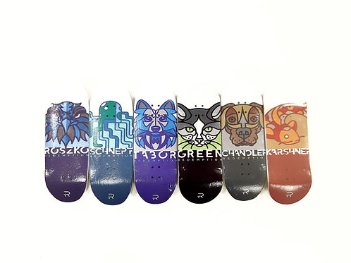Animal Pro Model FB Graphic Deck