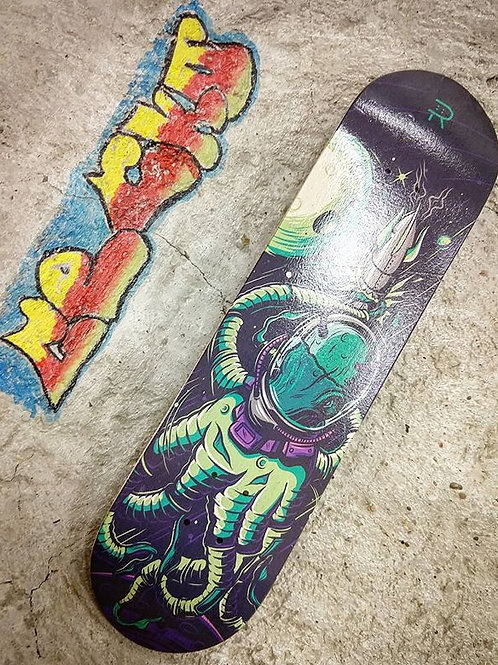 Space Octo HB Graphic Deck