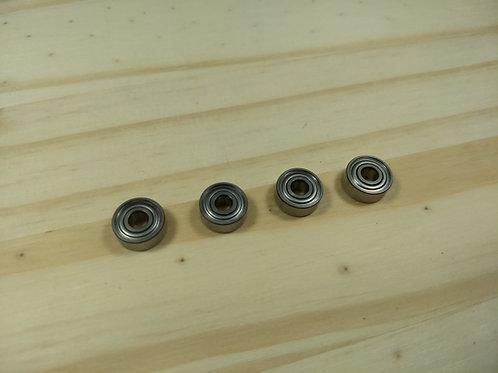 Bearings, HB Wheels