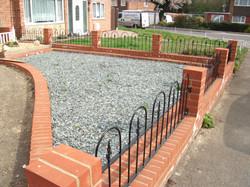 Brickwork and Landscaping