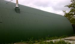 Nissen Hut Re-Painting